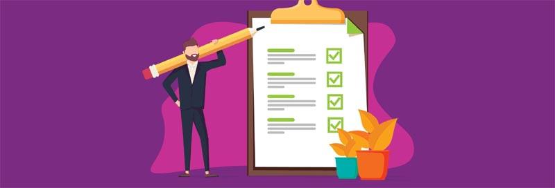 Project Management Document Checklist